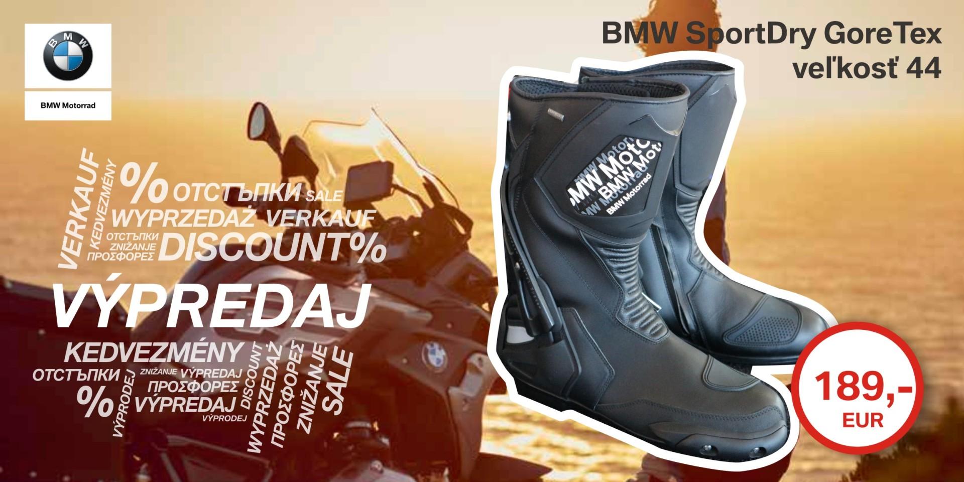 9bc6f856d52c Športové čižmy BMW SportDry GoreTex